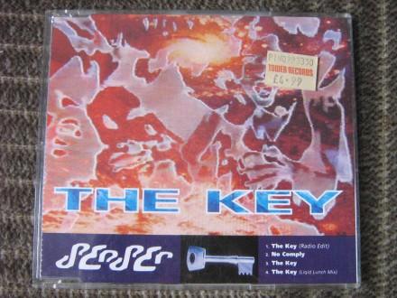 Senser - The Key / No Comply