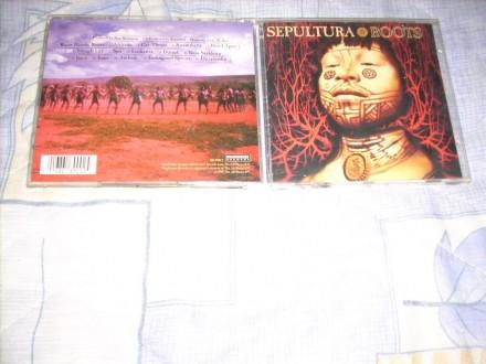 Sepultura - Roots CD