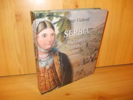 Serbia the country people life customs - petar Vlahović