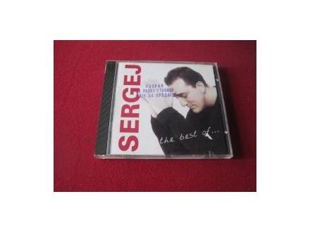 Sergej Ćetković - The Best Of...