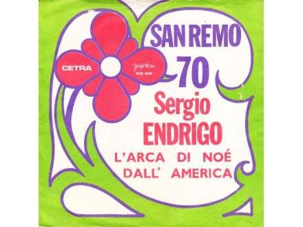 Sergio Endrigo - L`Arca Di Noé