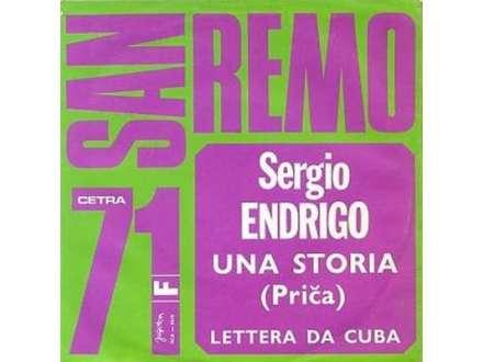 Sergio Endrigo - Una Storia