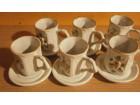 Servis za kafu, keramika