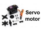Servo motor MG996R - mini mikro motor