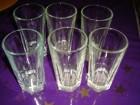 Šest čašica za žestoka pića u kompletu