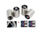 Set ventil kapice + stikeri BMW M