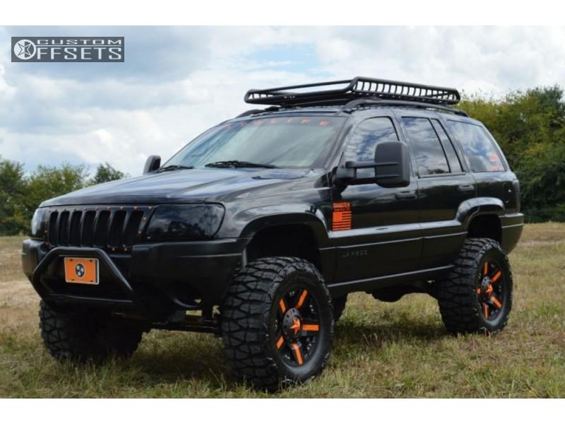 Set za podizanje vozila Jeep Grand Cherokee