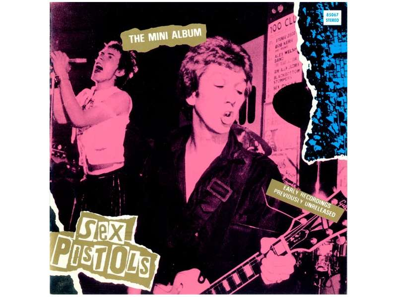 Sex Pistols - The Mini Album