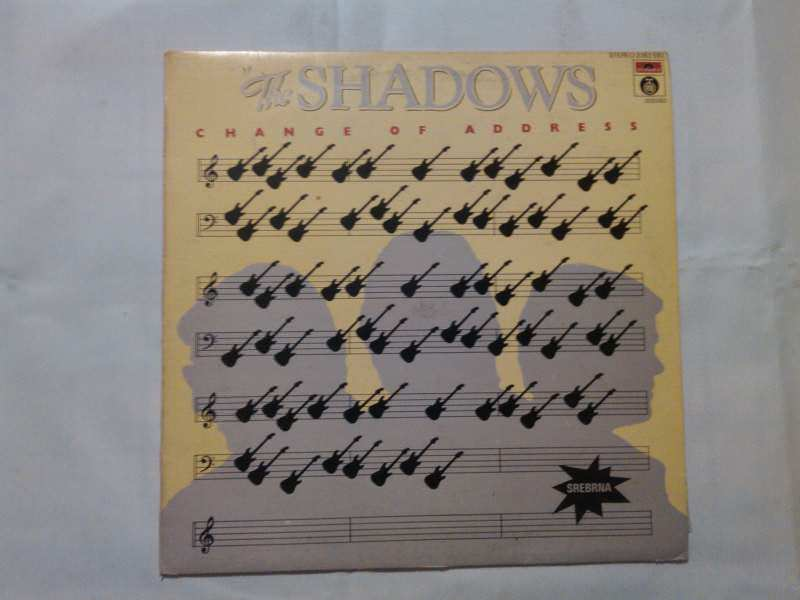 Shadows, The - Change Of Address