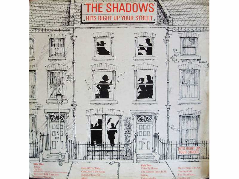 Shadows, The - Hits Right Up Your Street