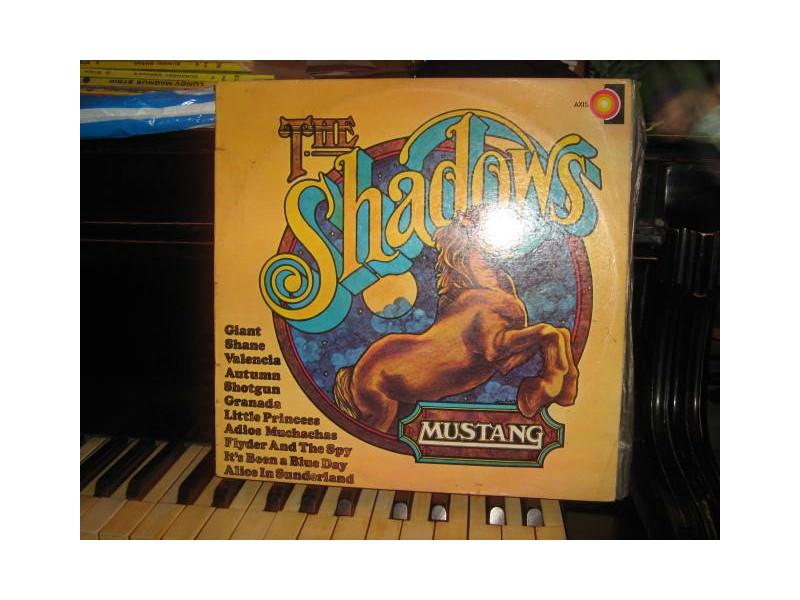 Shadows, The - Mustang