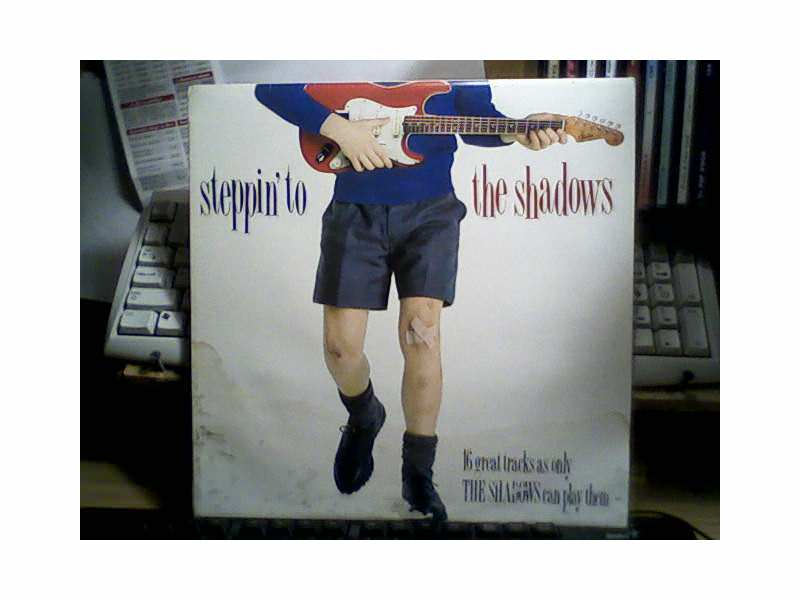Shadows, The - Steppin` To The Shadows - 16 Great Tracks As Only The Shadows Can Play Them