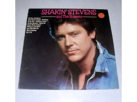 Shakin` Stevens And The Sunsets - Shakin` Stevens And The Sunsets