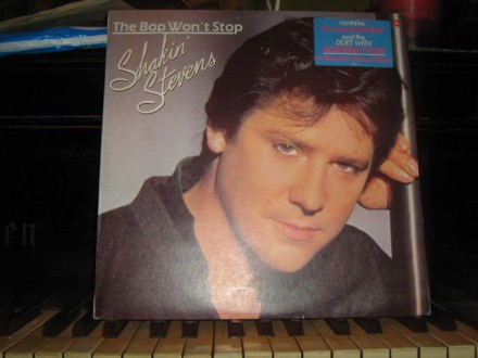 Shakin` Stevens - The Bop Won`t Stop