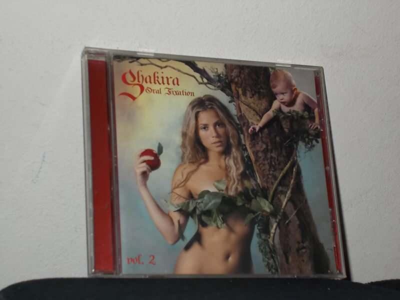 Shakira - Oral Fixation Vol. 2