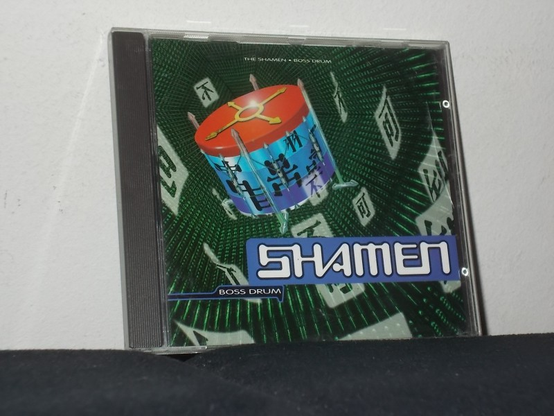 Shamen, The - Boss Drum