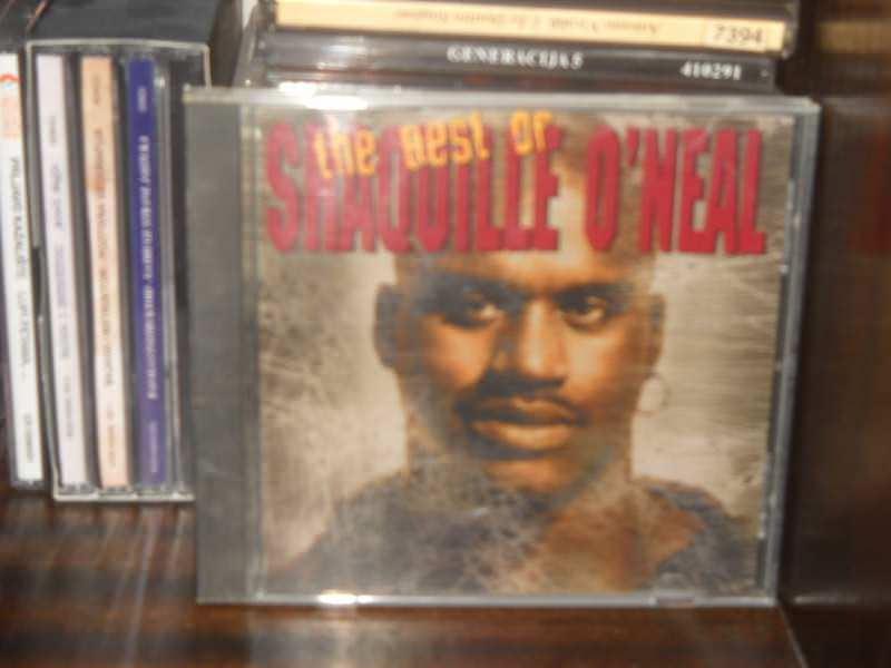 Shaquille O`Neal - The Best Of Shaquille O`Neal