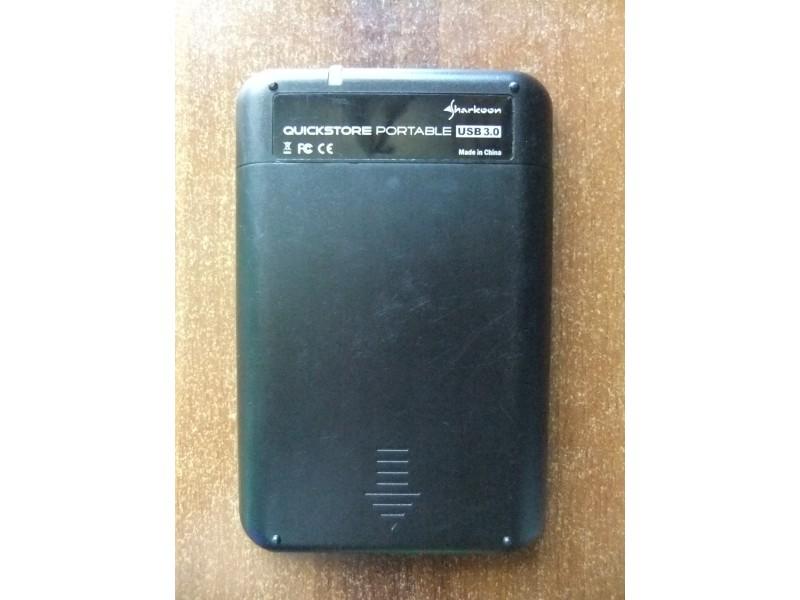 Sharkoon Quickstore Portable USB 3.0 eksterno kuciste