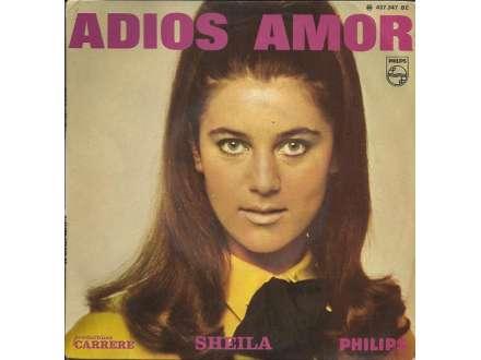 Sheila (5) - Adios Amor
