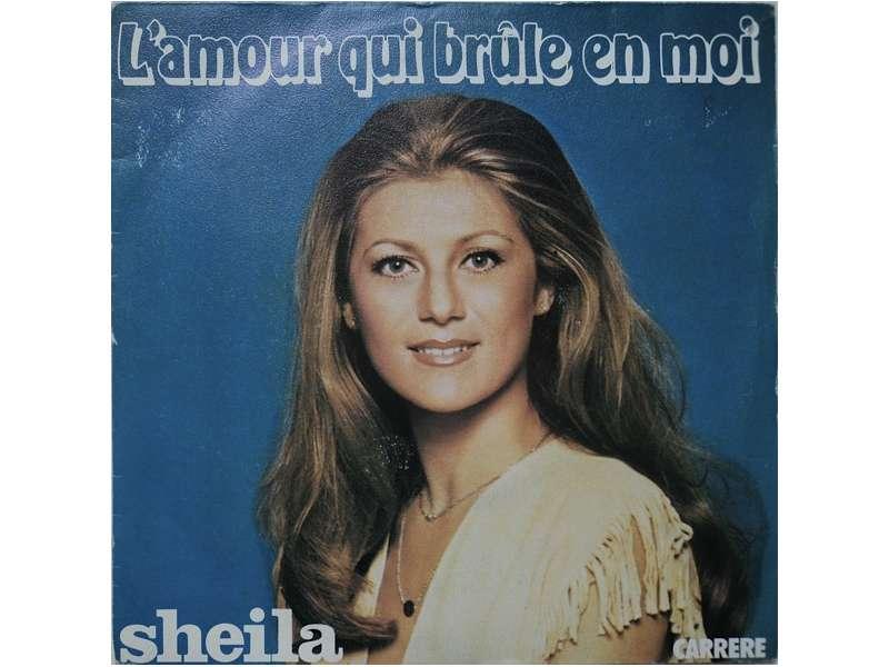 Sheila (5) - L`Amour Qui Brûle En Moi