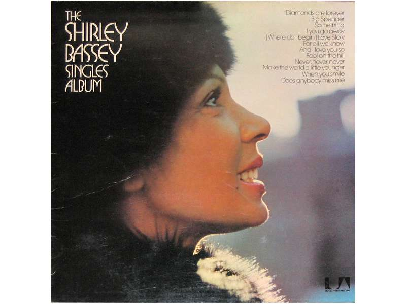 Shirley Bassey - The Shirley Bassey Singles Album