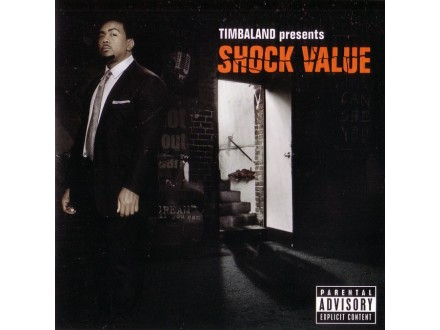 Shock Value - Timbalnd presents