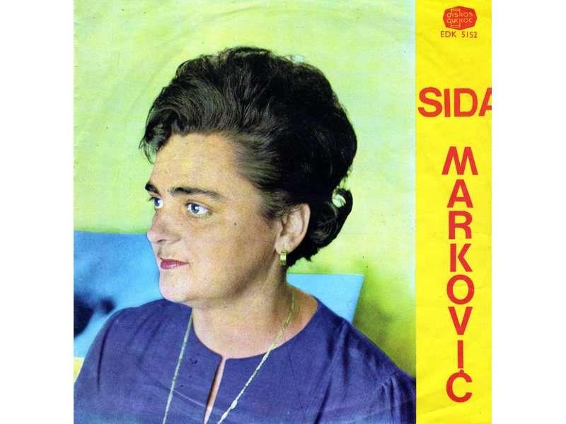 Sida Marković - Moj Dragane Iza Brega