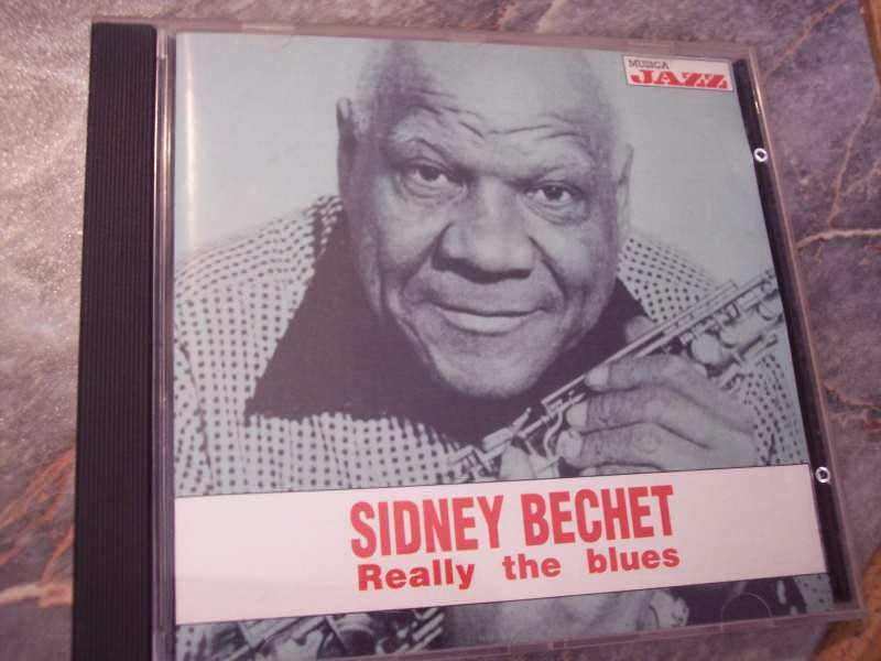 Sidney Bechet - Really The Blues