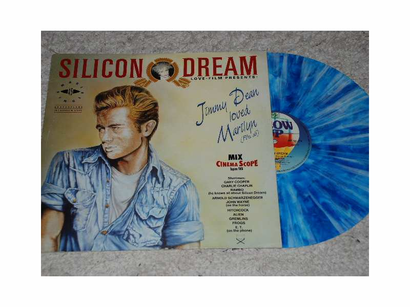 Silicon Dream - Jimmy Dean Loved Marilyn - Film Ab