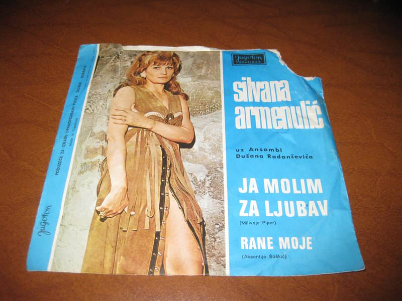 Silvana Armenulić - Ja Molim Za Ljubav / Rane Moje
