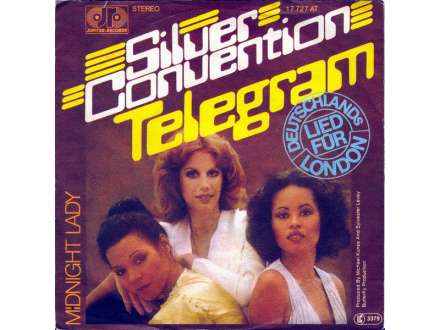 Silver Convention - Telegram / Midnight Lady