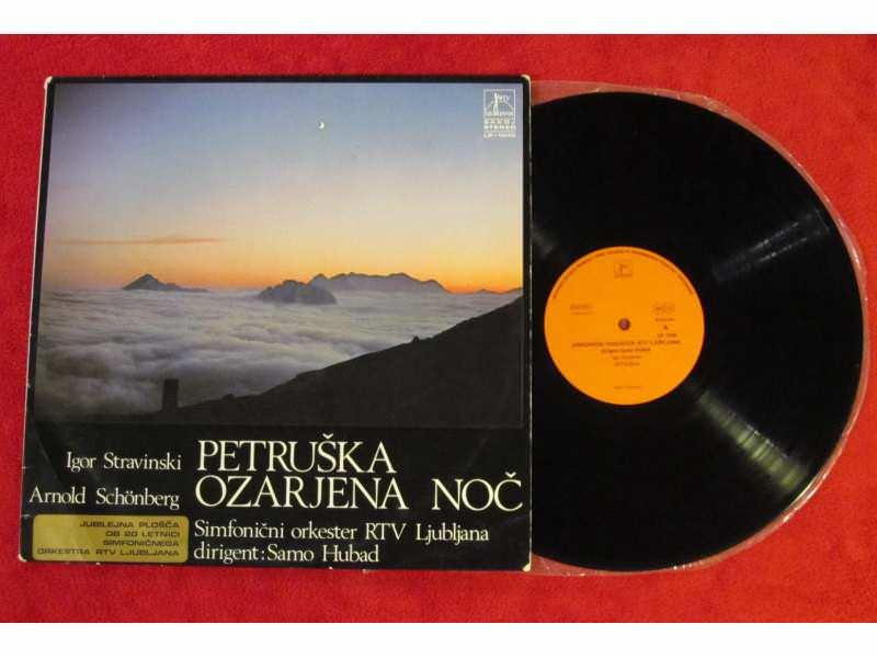 Simfonični Orkester RTV Ljubljana - Petruška / Ozarjena noč