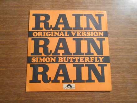 Simon Butterfly - Rain, Rain, Rain (Original Version)