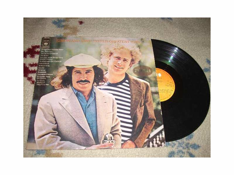 Simon & Garfunkel - Simon And Garfunkel`s Greatest Hits