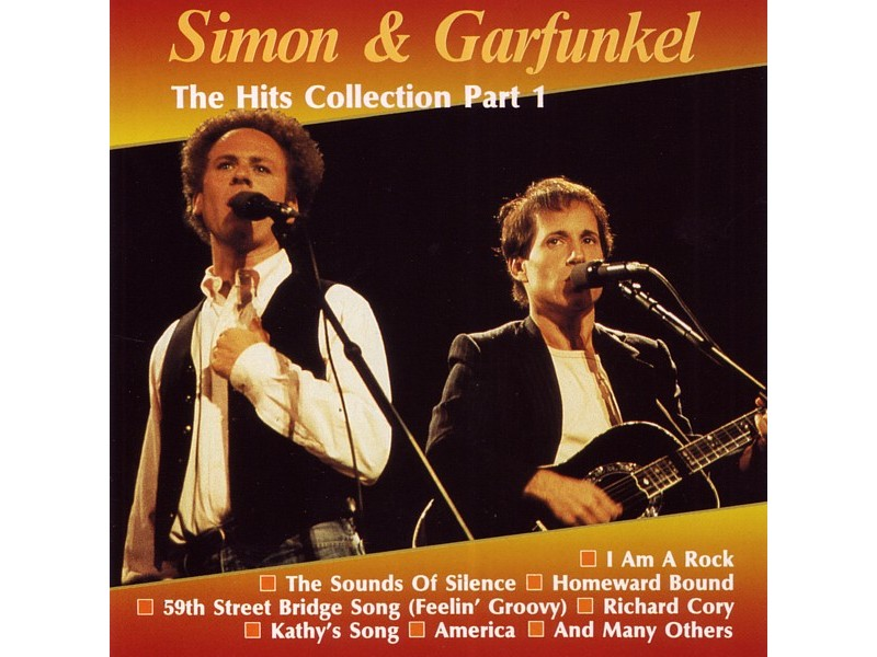 Simon & Garfunkel - The Hits Collection Part 1