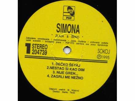 Simona (7) - Dečko šetaj