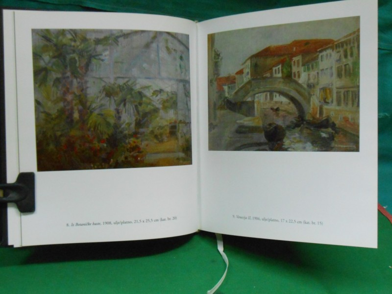 Simona Čupić-slikarka/monografija  Natalija Cvetković