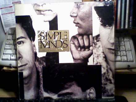 Simple Minds - Once Upon A Time, LP
