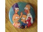 Simpsonovi - bedž