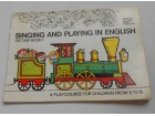 Singing and Playing in English, Picture Book 1 (1978)