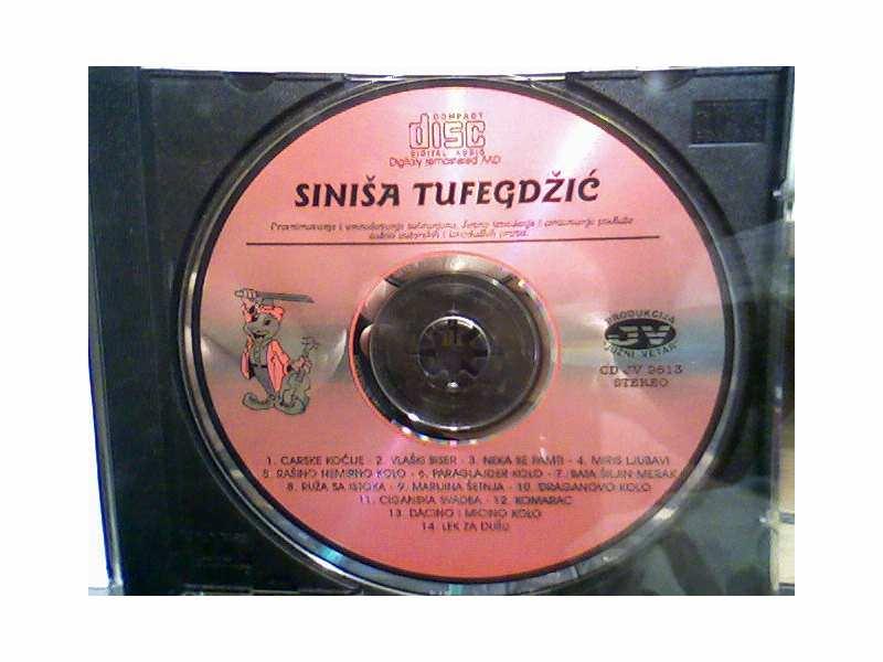 Siniša Tufegdžić - Carske kočije / Ciganska Svadba