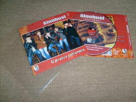 Šinobusi - U Pravcu Jablanova