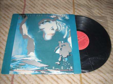 Siouxsie & The Banshees - Peepshow LP RTB ex