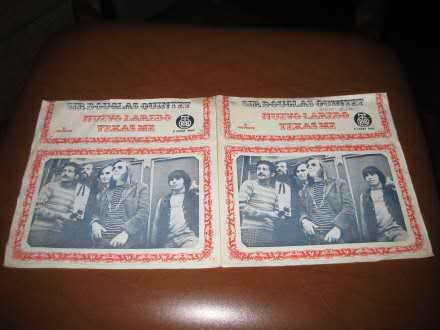 Sir Douglas Quintet - Nuevo Laredo / Texas Me