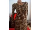 Sisley haljina tunika animal print