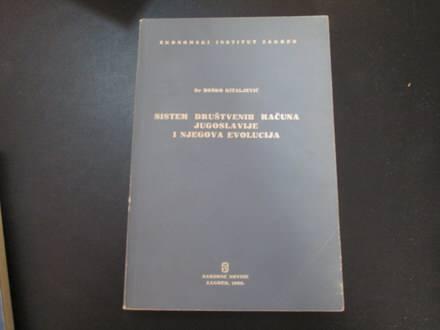 Sistem drustvenih racuna Jugoslavije Kitaljevic