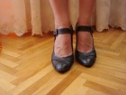 Sive kozne cipele