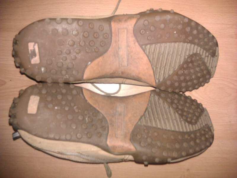 Skechers Zute cipele br.46 u dobrom stanju