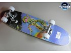 Skejtbord Action Skateboard Zombie SPORTLINE