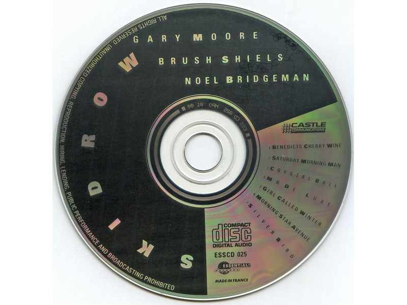 Skid Row - Gary Moore/Brush Shiels/Noel Bridgeman